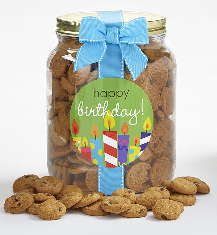 It's Your Birthday! Chocolate Chip Cookie Jar