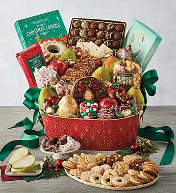 Harry & David® Christmas Gift Basket