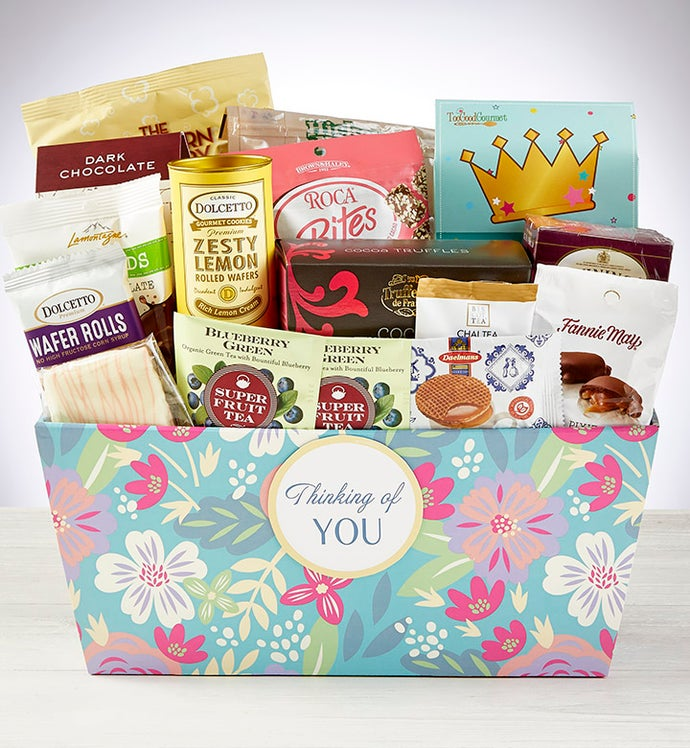 Thinking of You Delightful Gift Basket