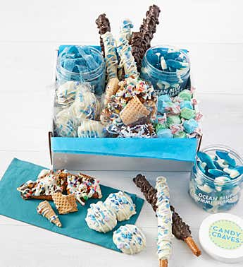 Candy Craves Sweet Sensations Gift Box