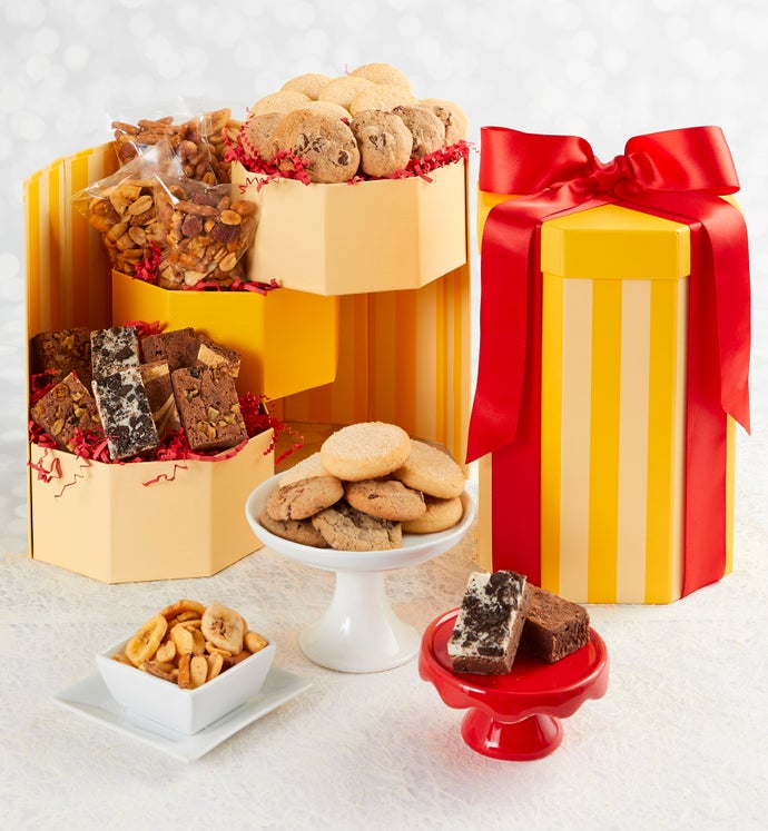 Boutique Bakery Gift Tower