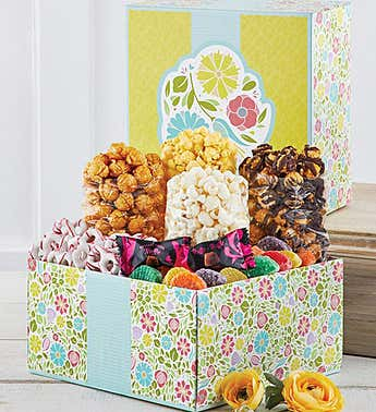 The Popcorn Factory Swing into Spring Gift Box