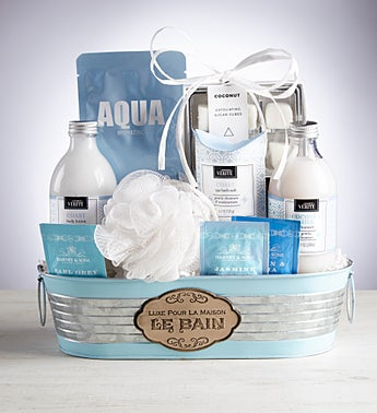 Relaxing Coast & Coconut Spa Set