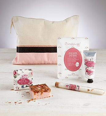 Rose Spa Gift Set