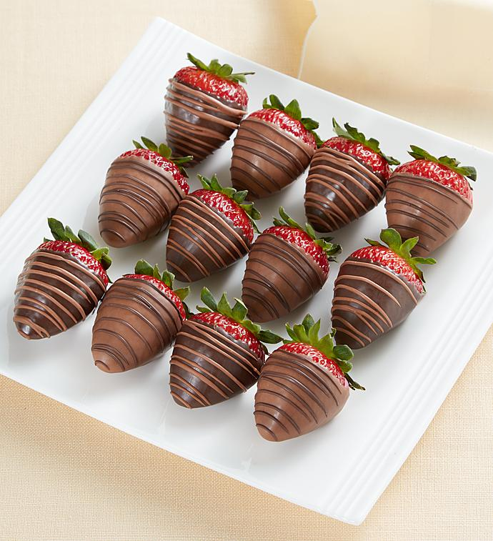 Sugar Free Dipped Strawberries