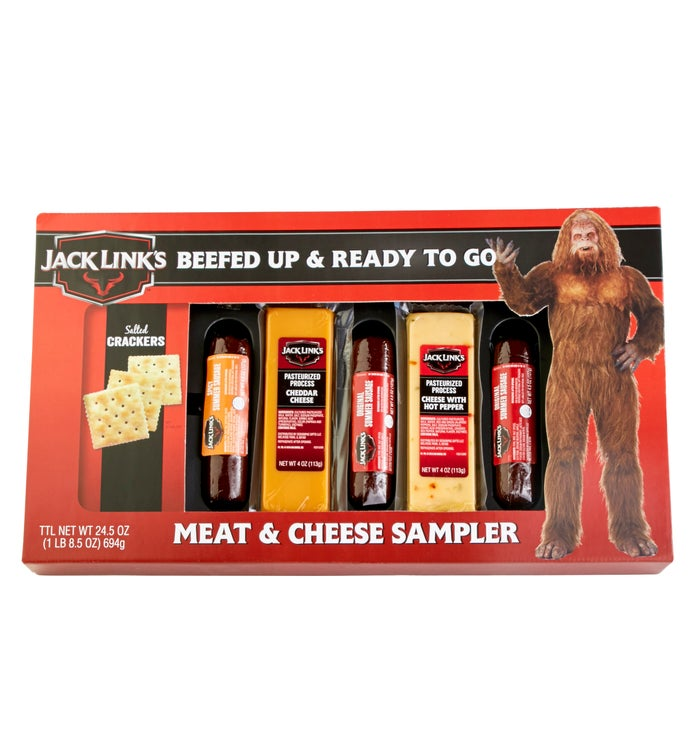 Jack Link's Beefed Up & Ready To Go Meat